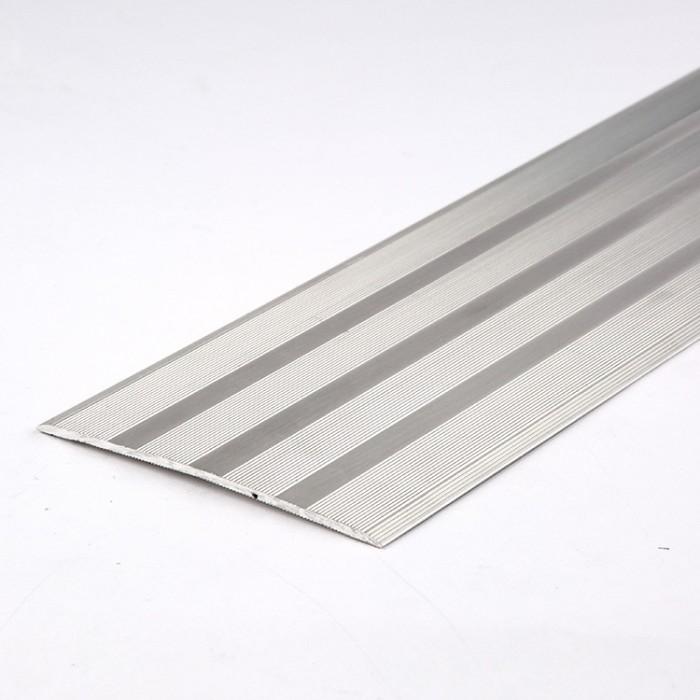 Metal Flooring Cover Plate Profiles For Bridging Gaps