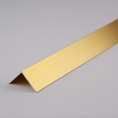 Aluminium Angle Profile In Various Widths For General